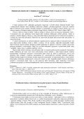 MORAVSKOSLEZSKÉ PALEOZOIKUM 2009 - Katedra geologie UP - Page 7