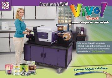 descarga folleto de la impresora (pdf) - Grafietic
