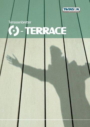 Prospekt terrace