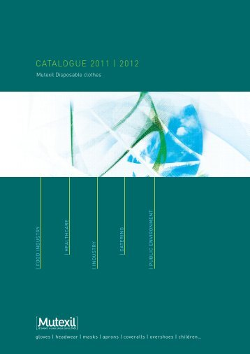 CATALOGUE 2011 | 2012