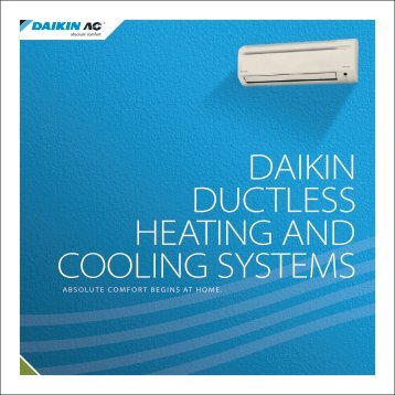 Revolutionary Mitsubishi Heating And Cooling Systems 1