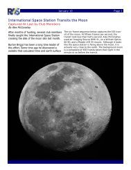 International Space Station Transits the Moon - The Imaging Source ...