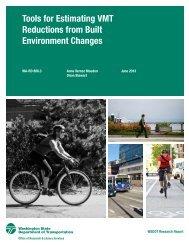Full Report - Washington State Department of Transportation