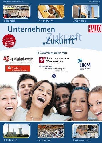 Zukunft - Hallo Münsterland