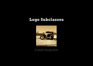 Logo Subclasses