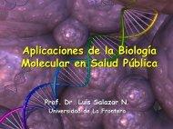 PCR - Facultad de Medicina UFRO - Universidad de La Frontera