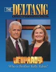 Deltasig July 09 - Delta Sigma Pi