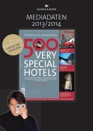 Mediadaten - Very Special Hotels