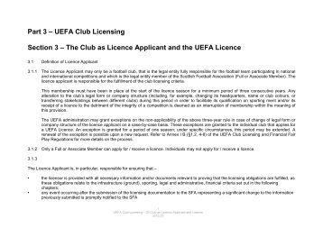 uefa a license coaching manual