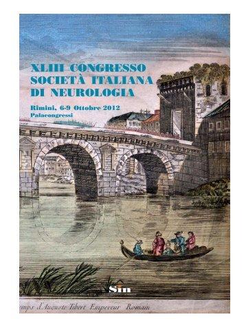 Pausa pranzo con poster - Società italiana di neurologia