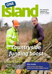 Download March 2013 Edition - Isle of Wight Council