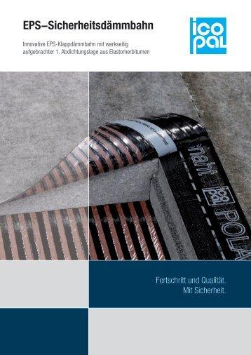 EPS-Sicherheitsdämmbahn - Icopal GmbH