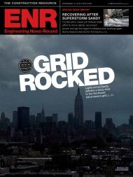 REcOVERiNg aftER SupERStORM SaNdy - American Business Media
