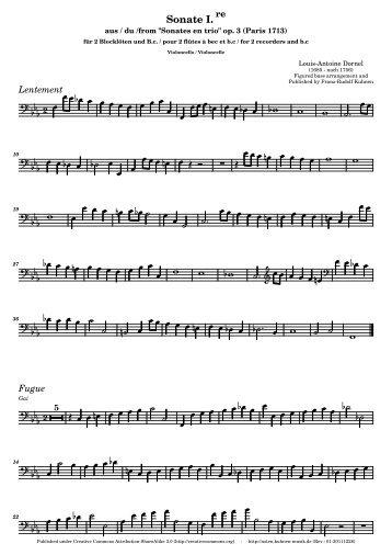 Sonate I. - Kuhnen, Franz-Rudolf