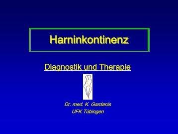 Lungenreife und Tokolyse - Universitäts-Frauenklinik Tübingen