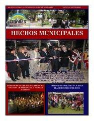 HECHOS MUNICIPALES - Municipalidad de Linares