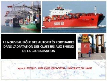ii. le cluster portuaire - cirtai