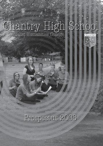 Prospectus 2008 - Suffolk New Academy