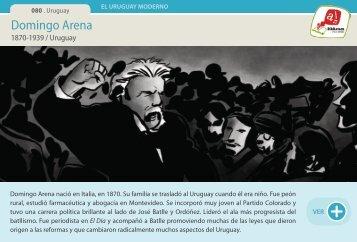 Domingo Arena - Manosanta