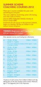 summer scheme - Visit Ballymoney - Page 2