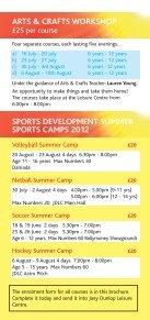 summer scheme - Visit Ballymoney - Page 5