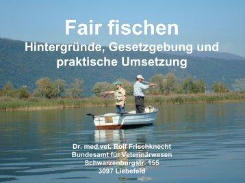 I. Fischer und Fische