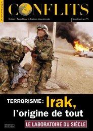 Conflits-Irak