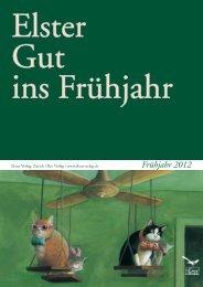 Frühjahr 2012 - Elster Verlag