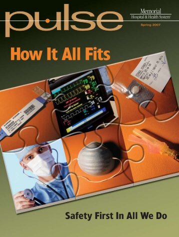 How It All Fits - Memorial Hospital of South Bend