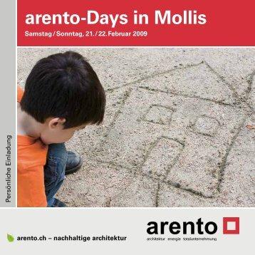 arento-Days in Mollis - Arento AG