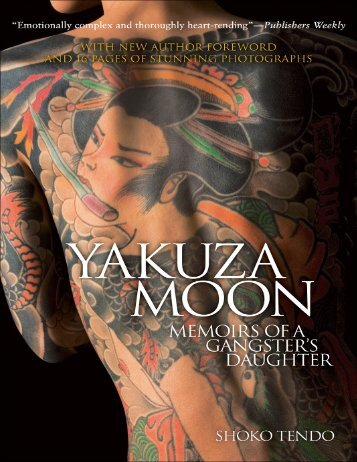 Yakuza Moon – Shoko Tendo - Observation of a lost soul Blog