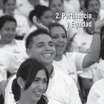 2. Pertinencia y Equidad - Universidad Juárez Autónoma de Tabasco