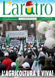 Dicembre 2009 - Confagricoltura Alessandria