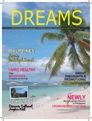 Dreams Newsletter Volume 6 - Sunway Group