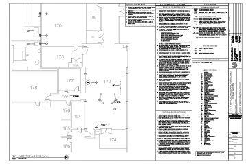 Spray Booth - Partial Building Plan
