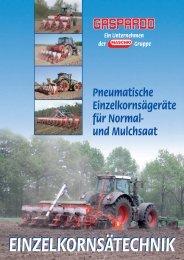 EINZELKORNSÄTECHNIK - Maschio Deutschland GmbH
