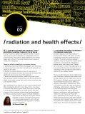 SENSE ABOUT SCIENCE MAKING SENSE OF RADIATION - Page 6