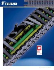 Basic TKR Cable Carrier - U.S. Tsubaki, Inc.