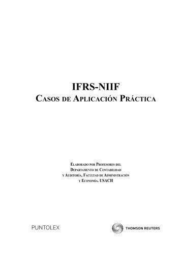ifrs-niif casos de aplicación práctica