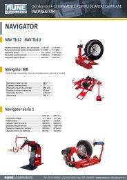 BUTLER navigator 01, 02, 03, 11, 21, 31, MB, TB