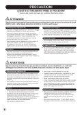 1 Premete il pulsante - Yamaha - Page 4