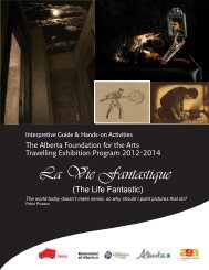 La Vie Fantastique - Art Gallery of Alberta