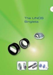 The LINOS Singlets - Qioptiq Q-Shop
