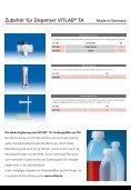 dosieren in der spurenanalytik – kontaminationsarm und ... - Vitlab - Seite 5