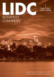 General Information and Programme /1576 KB PDF