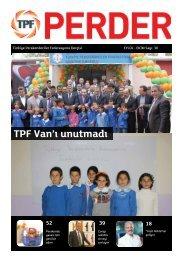 haberler - Türkiye Perakendeciler Federasyonu