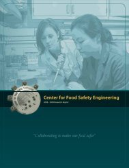 Download Report - Center for Food Safety Engineering - Purdue ...