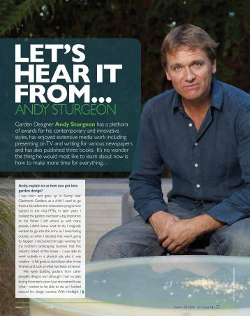 download this article - Andy Sturgeon