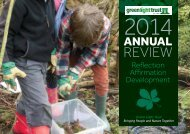 GreenLightTrust A5 Annual Review-2014