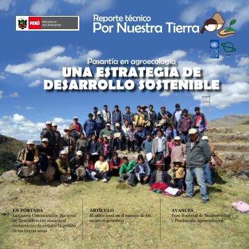 Por Nuestra Tierra - CDAM - Ministerio del Ambiente